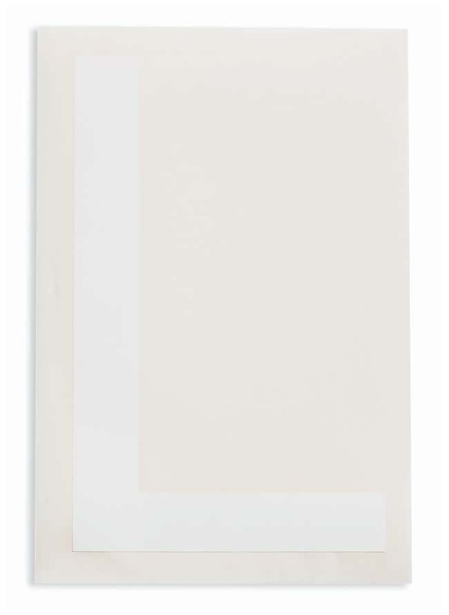 Brady ToughStripe Die-Cut Floor Marking Letter L Color: White:Racks, Boxes,