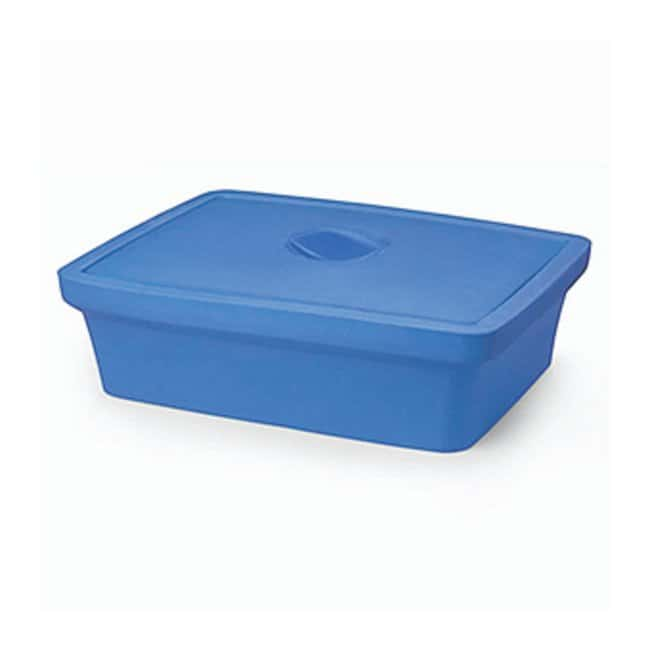 Corning Rectangular Ice Pan with Lid, Maxi 9 L:Wipes, Towels and Cleaning:Buckets