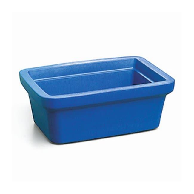 Corning bac glace rectangulaire midi 4 l ice pan rectangular midi 4l blue corning bac for Glace rectangulaire