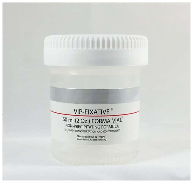 Scigen VIP-Fixative Leak-Proof Specimen Containers Neutral Buffered 10%