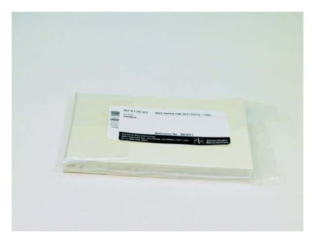GE Healthcare Accessories for SE 250/260 Mini-vertical Gel Units: Wax Paper
