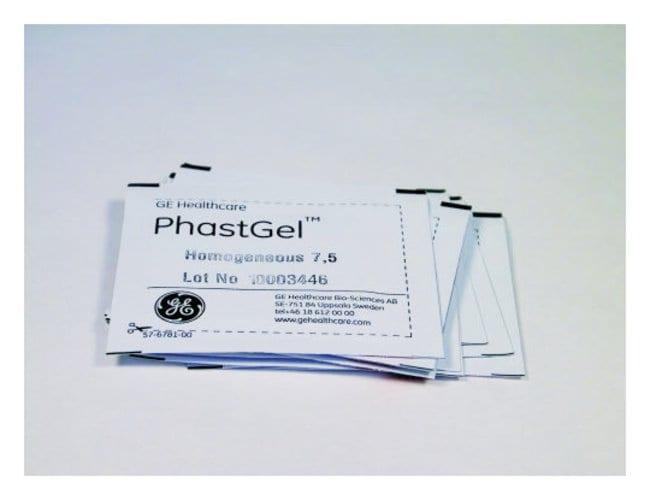 Cytiva (Formerly GE Healthcare Life Sciences)Geles prefundidos PhastGel™ Homogeneous 7.5 Geles de acrilamida