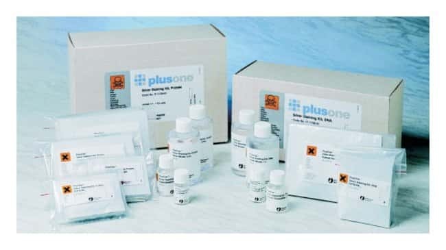 GE Healthcare PlusOne™ Silver Staining Kit for Protein Silver staining kit Silver Stains for Protein Gels