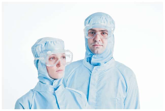 Ansell™ BioClean™ Clearview™ Sterile Single Use Cleanroom Goggles