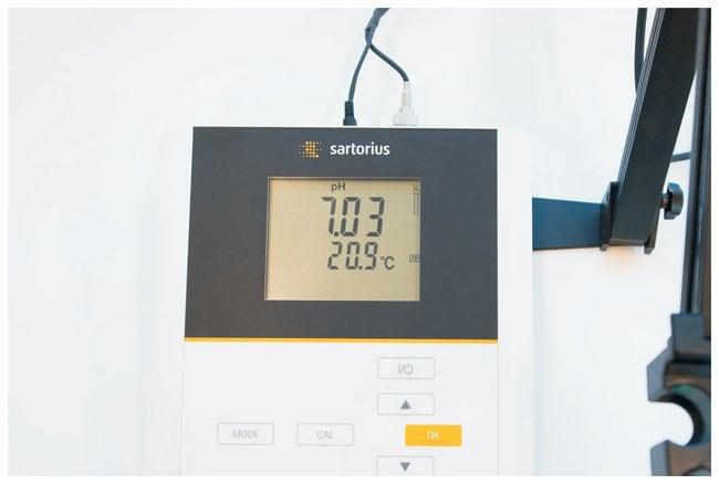 Sartorius Benchtop Meters: pHBasic Series pHBasic Food Kit with PY-P27-2S