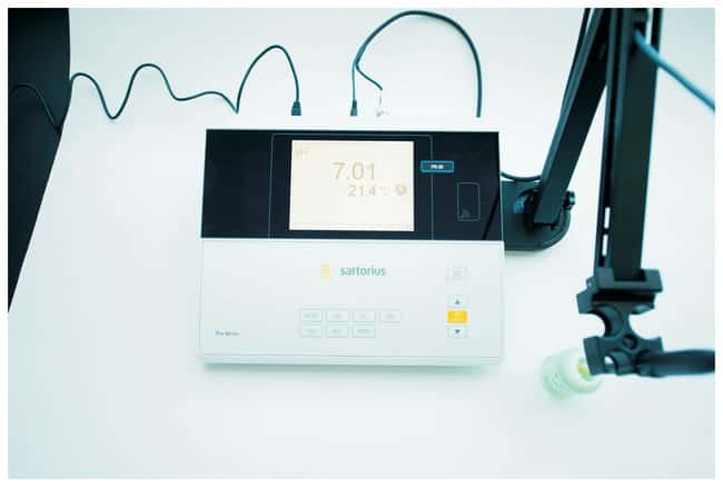 Sartorius Benchtop Meters: Pro 50 Series:Thermometers, pH Meters, Timers
