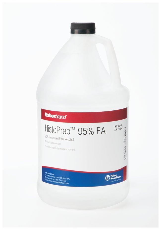 Denatured Alcohol, 95%, Fisherbrand™, HistoPrep™