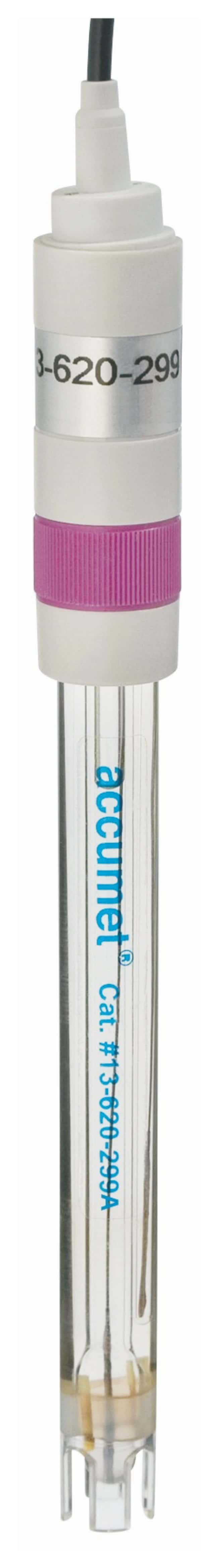 Fisherbrand™accumet™ Gel-Filled Paper Pulp Double-Junction pH Combination Electrodes: Mercury-Free