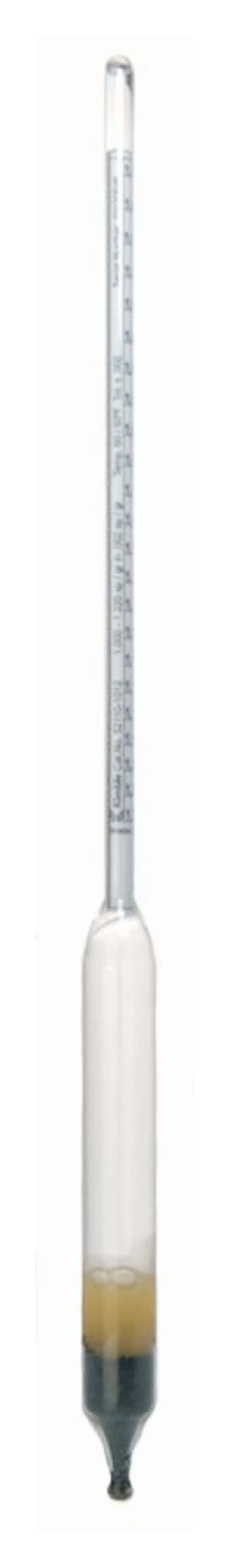 DWK Life Sciences Kimble Chase Salt and Brine Hydrometers Graduated from