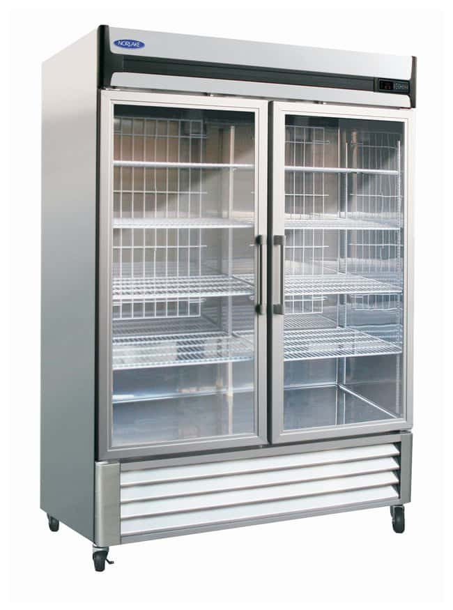 Nor Lake Scientific Grand Series Glass Door Refrigerators
