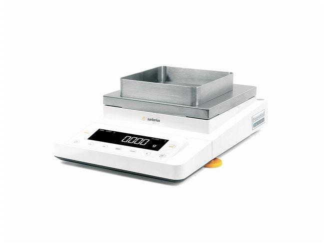 Sartorius™Cubis™ Essential Precision Balances MSE623S-ED15; Capac.: 620g; Readability: 1mg; Repeatability: 0.7mg Sartorius™Cubis™ Essential Precision Balances
