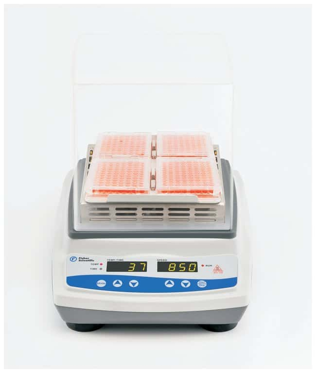 Fisherbrand™ Benchtop Incubating Microplate Shakers