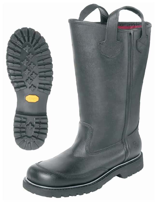 Honeywell PRO 5050 Struximity Leather Boots, Berry-Compliant, Wide&nbsp;<img src=