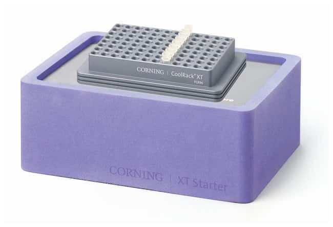 CorningXT Starter Ice-free Coolers:Cold Storage Products:Cryogenic Equipment
