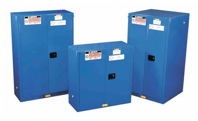 Justrite&trade;&nbsp;Sure-Grip&trade; EX Hazardous Material Steel Safety Cabinet&nbsp;<img src=