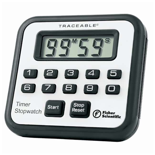 Fisherbrand™ Traceable™ Countdown/Countup Timer Stopwatch Timer