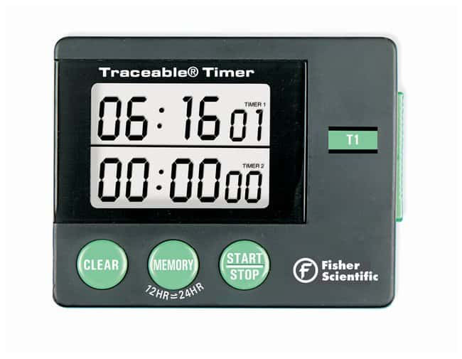 fisherbrand traceable two memory timer rh fishersci ca fisher scientific stopwatch manual fisher scientific traceable stopwatch manual