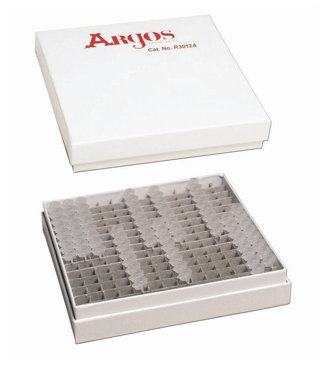Argos TechnologiesPolarSafe PCR Cardboard Freezer Boxes 196 place PCR carboard