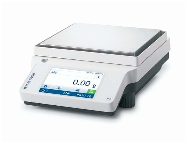 Mettler Toledo™ NewClassic ME Precision Balances, Internal Calibration