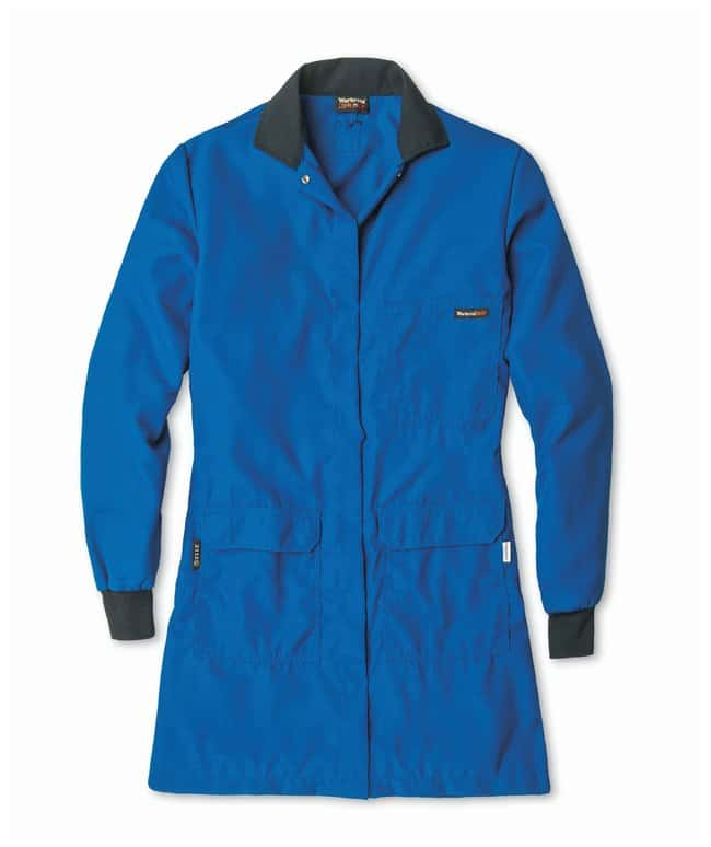 Workrite FR/CP Lab Coat, Women's Size: Medium:Gloves, Glasses and Safety