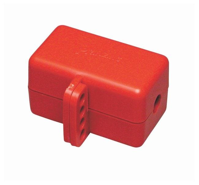 Brady Plug Lockout Device:Gloves, Glasses and Safety:Facility Maintenance