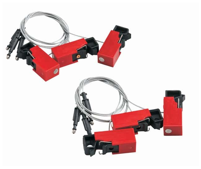 Brady EZ Panel Loc Breaker Lockouts :Gloves, Glasses and Safety