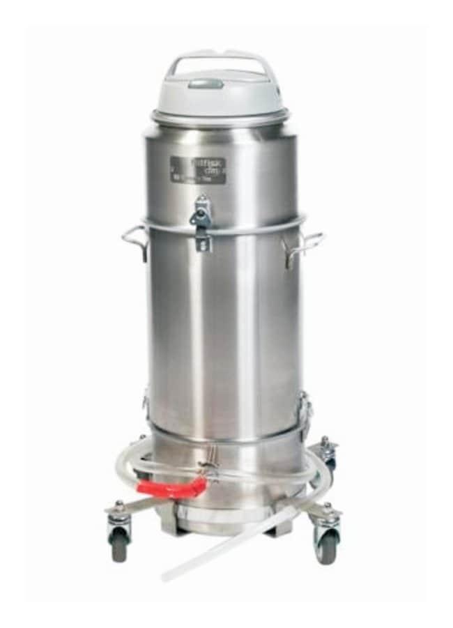 Nilfisk Stainless Steel Mercury Vacuum Stainless steel mercury vacuum cleaner:Gloves,