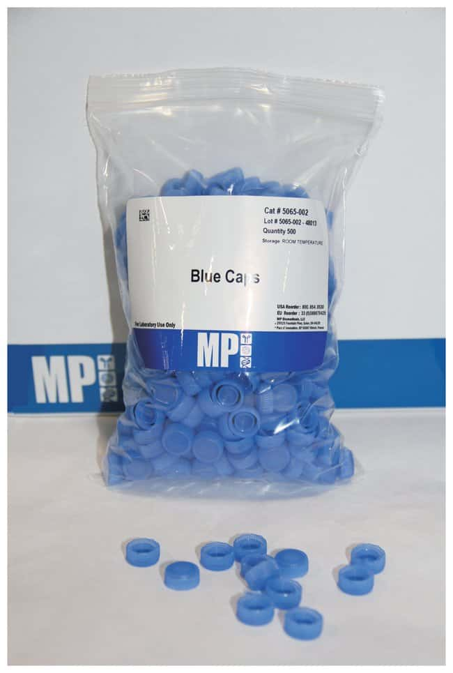 MP Biomedicals™FastPrep Accessories - Caps 500 unidad MP Biomedicals™FastPrep Accessories - Caps
