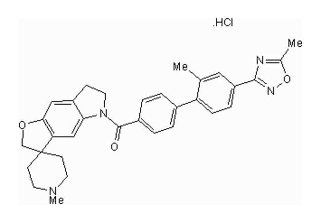 Tocris BioscienceSB 224289 hydrochloride 50mg:Protein Analysis Reagents