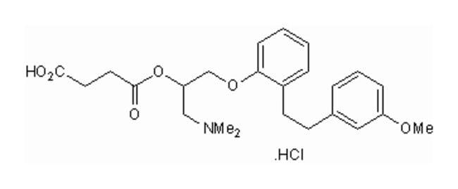 Tocris Bioscience™Sarpogrelate hydrochloride 50mg Products