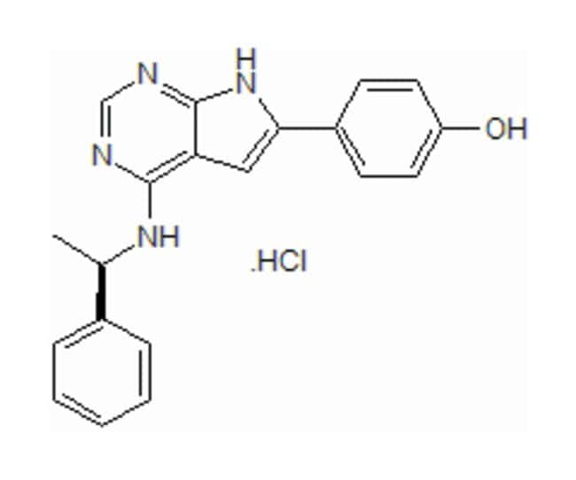 Tocris Bioscience PKI 166 hydrochloride  10mg:Life Sciences