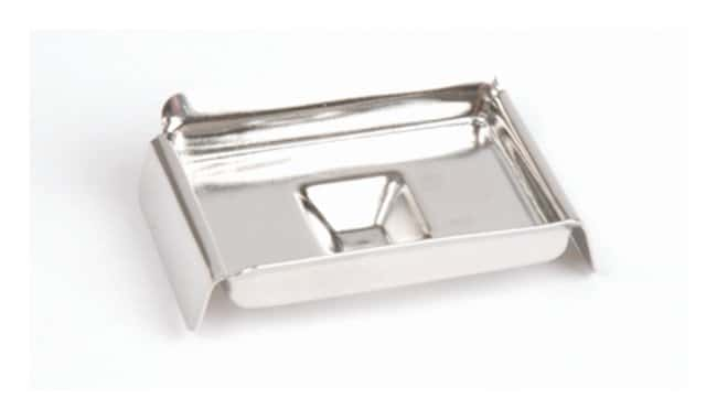 Cellpath Stainless-steel Reusable Base Molds Size: 7 x 7 x 5mm:Histology