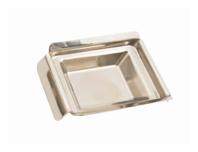 Cellpath Stainless-steel Reusable Base Molds Size: 30 x 24 x 9mm:Histology