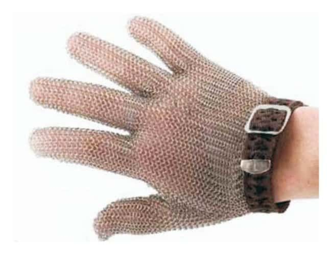 Cellpath Promesh Safety Gloves X-Small; Green strap:Gloves, Glasses and