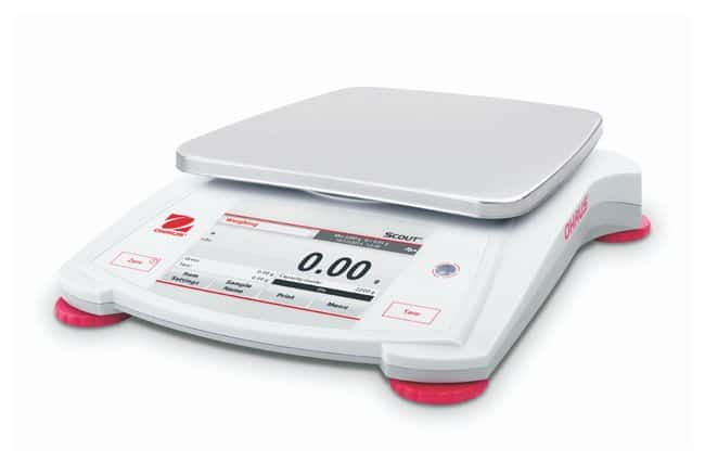 OHAUS™ Scout™ STX Portable Precision Balances: Laboratory Balances Balances, Scales and Weighing