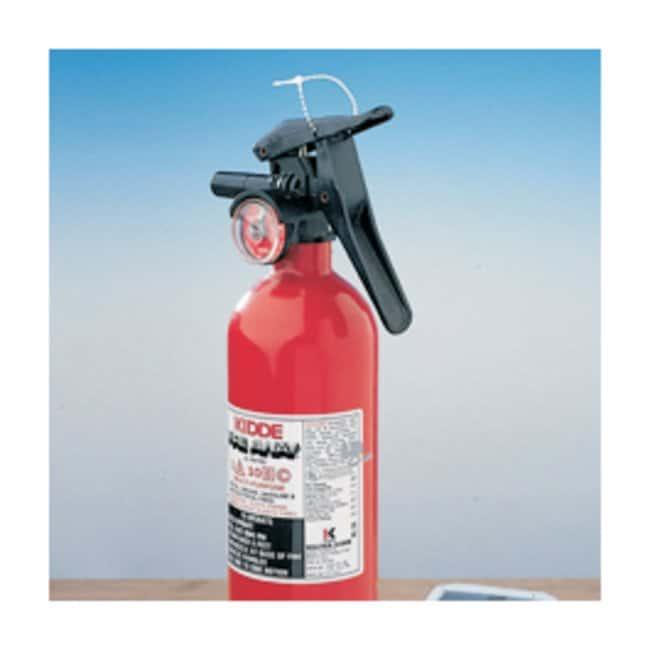 Brady Tamper-Evident Fire Extinguisher Seal Polypropylene; Tamper-proof;