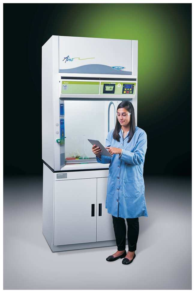 labconco protector laboratory hood manual
