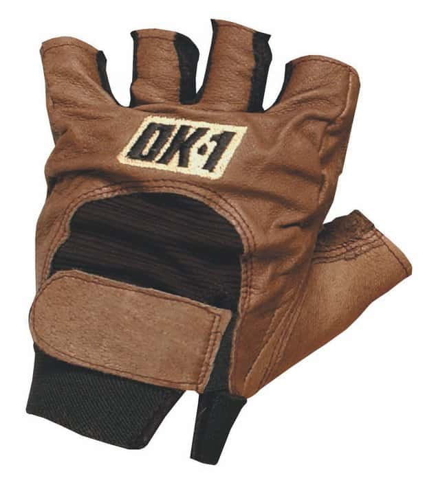 OK-1 Half-Finger Antivibration Gloves:Gloves, Glasses and Safety:Gloves