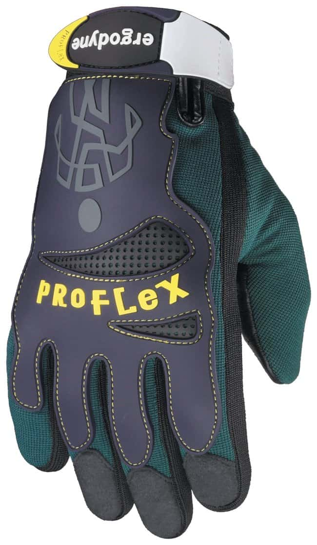 Ergodyne ProFlex 9015F(x) Certified Anti-Vibration Gloves with Dorsal Protection