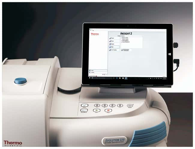 Thermo Scientific Evolution 200 Series Tablet Control Module with Tablet