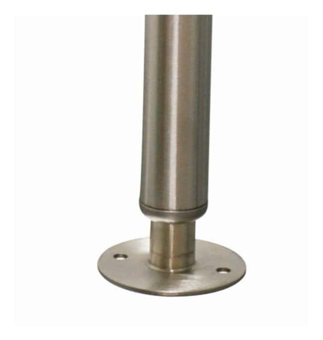 Fisherbrand Stainless Steel Cleanroom Table Casters:Furniture, Storage,
