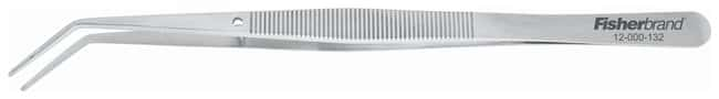Fisherbrand™High Precision 45° Angle Broad Point Tweezers/Forceps