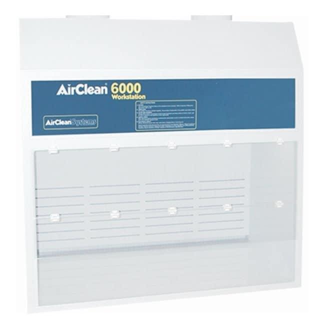 AirClean SystemsPolypropylene Total Exhaust Fume Hoods:Laboratory Ventilation:Fume