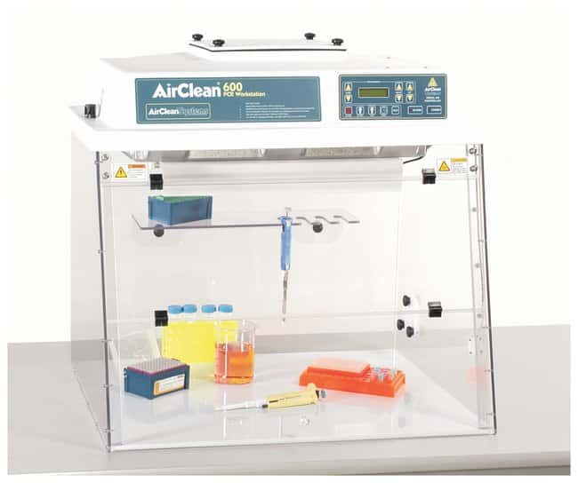 AirClean Systems Combination PCR Workstations:Testing and Filtration:Food