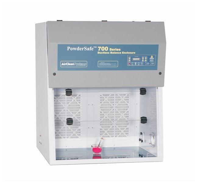 AirClean SystemsPowderSafe Type C Balance Enclosures:Laboratory Ventilation:Enclosures