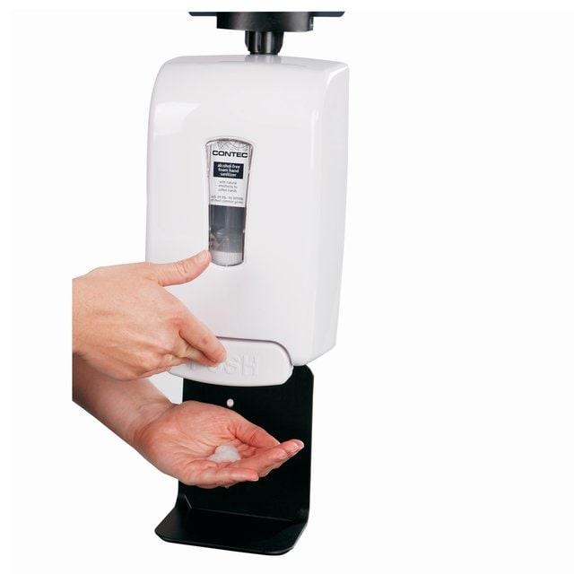 Contec Alcohol-free Foam Hand Sanitizer Dispensers:Furniture, Storage,