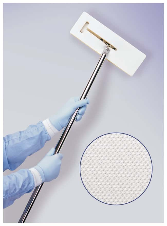 Contec VertiKlean Wall Washing System Non-Sterile Mop Heads :Gloves, Glasses