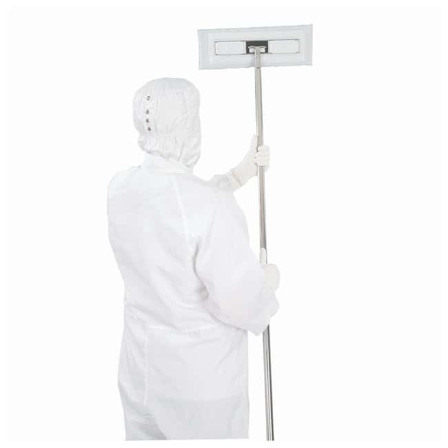 Contec™ VertiKlean™ MAX™ Mopping Systems Mop Heads Size: 15 x 5 in. (38 x 13cm); Sealed edges; Sterile Contec™ VertiKlean™ MAX™ Mopping Systems Mop Heads