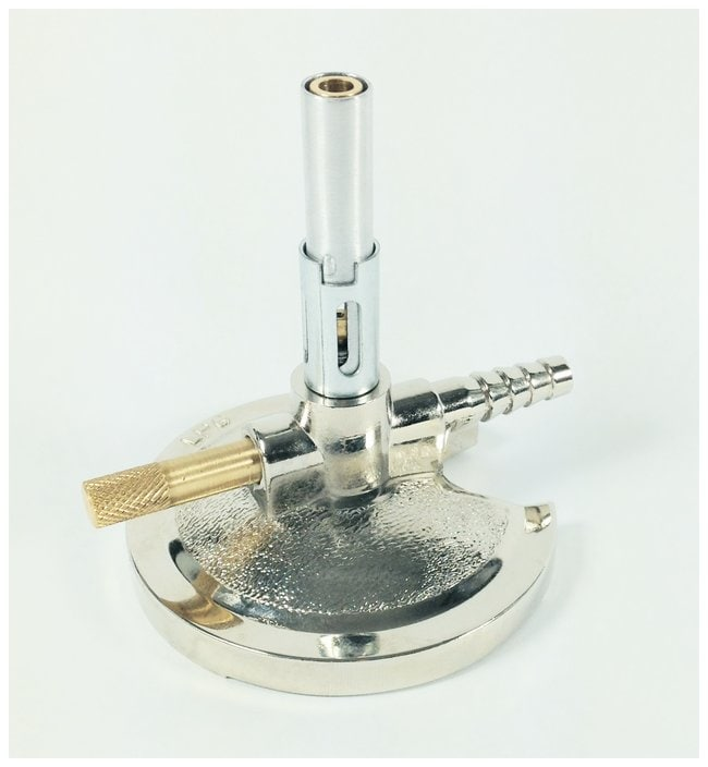 EiscoMicro Bunsen Burner with Flame Stabilizer LPG (Liquified Petroleum