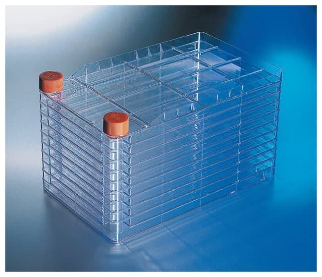 Corning CELLSTACK Culture Chambers Tissue Culture Surface; 5 Chambers;